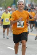 2007 Chicago Marathon Finish